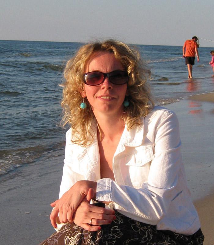 mgr Halina Łuszczak