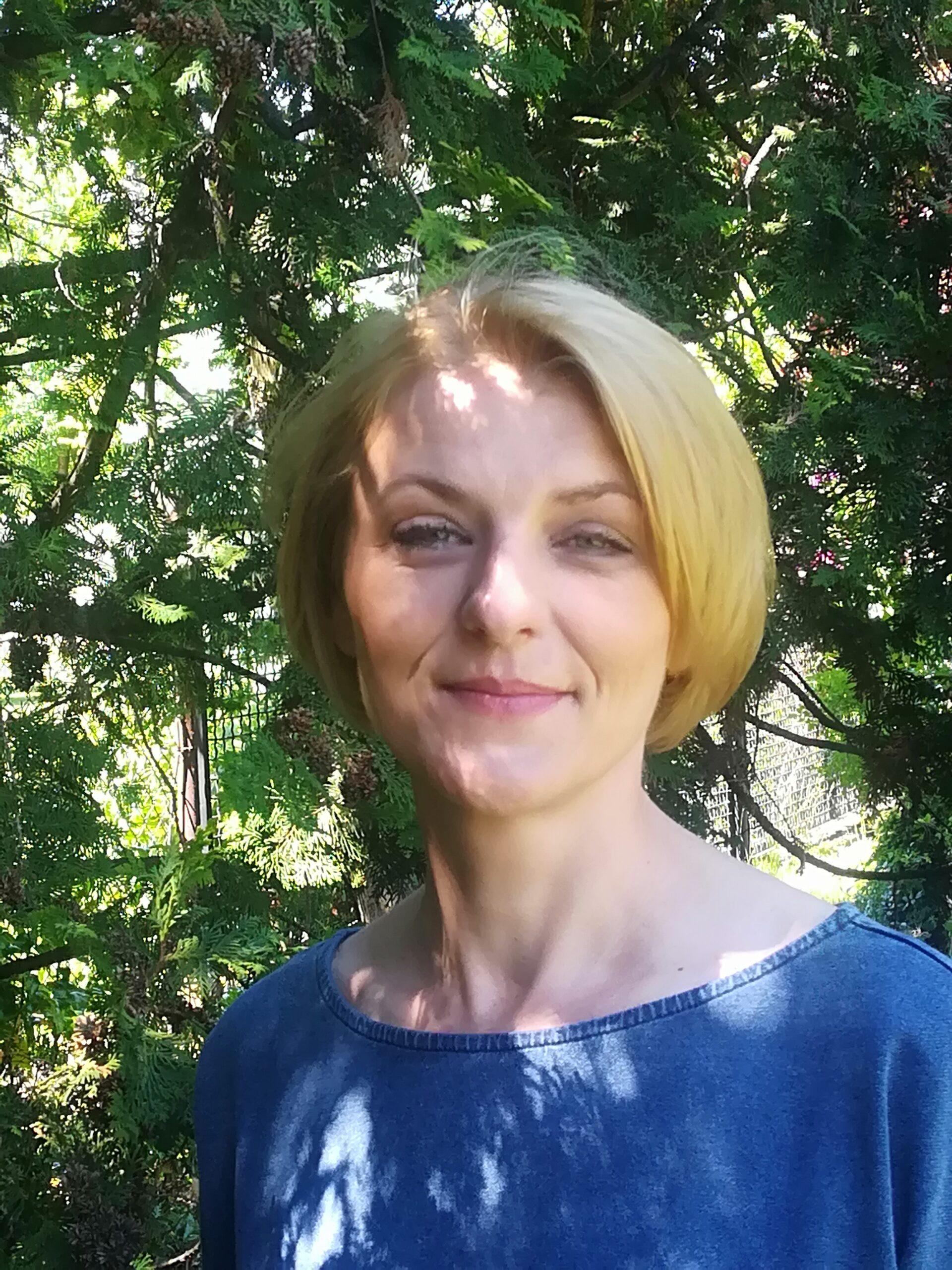 mgr Beata Krajewska